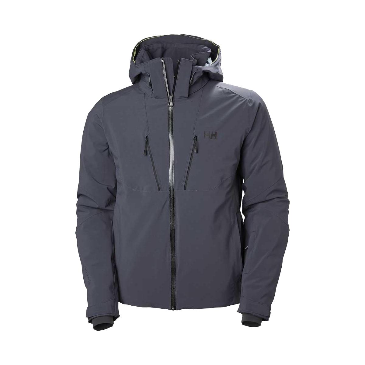 Lighting Jacket: Ski Jacket Helly Hansen Lightning Man