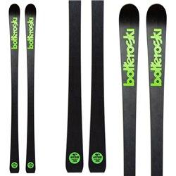 Sci Bottero Ski Alpetta Pro + Piastra Aso 10/Wcr2V10n + Attacchi Vist V614