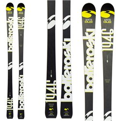 Ski Bottero Ski Alpetta Due + fixations Freeflex 11