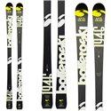 Ski Bottero Ski Alpetta Due + fixations Freeflex 11