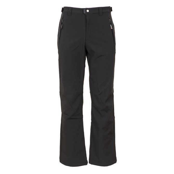 Man Long Pant Ws Bottero Ski NERO