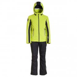 Completo sci Bottero Ski Afton lim-nero
