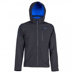 Softshell Bottero Ski Uomo nero