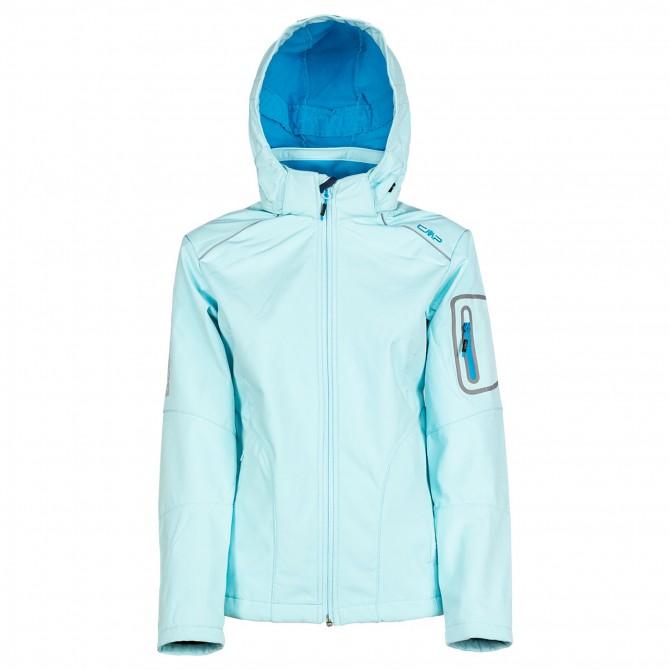 Softshell Bottero Ski Mujer azul