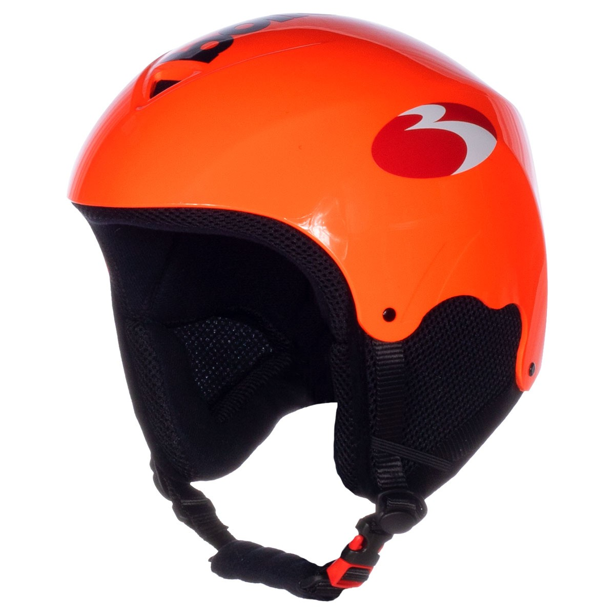 Casco sci Bottero Ski Pads (Colore: ORANGE FLUO, Taglia: 56/58)