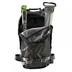 alpinism kit K2 Pilchuck 11 l backpack + probe + shovel