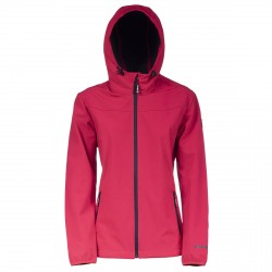 Lady Jacket Fix Hood Ws Bottero Ski