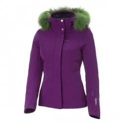 Ski jacket Zero Rh+ Harper Fur Woman