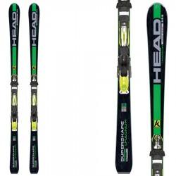 ski Head iSupershape Magnum Sw + bindings attacchi Prx 12 Racing