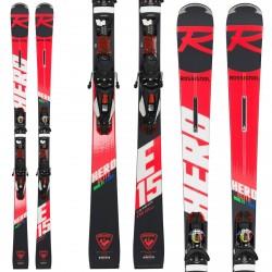 Ski Rossignol Hero Elite Mt Ca (Konect) avec fixations Nx 12 Konect Dual B80