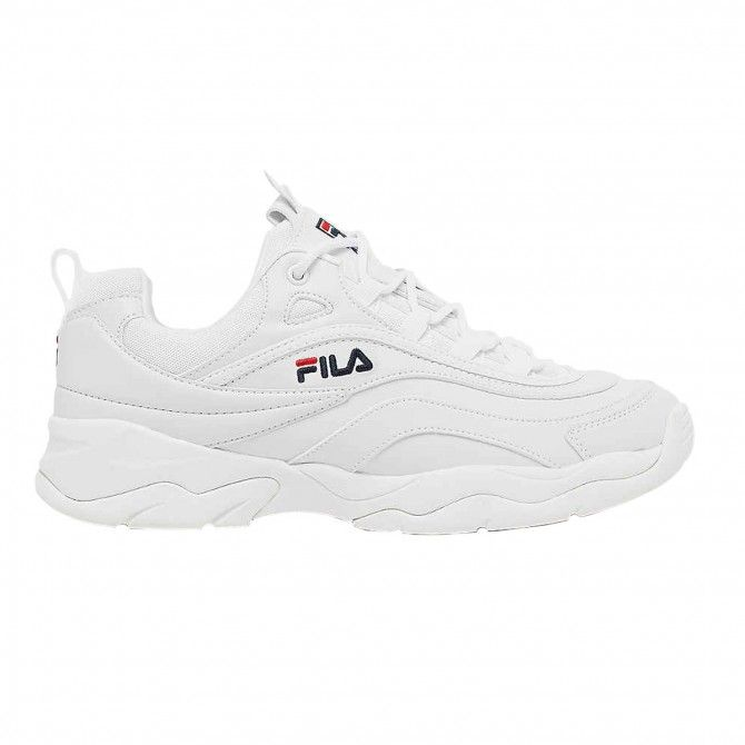 89b55afc62c9 Sneakers Fila Ray low white