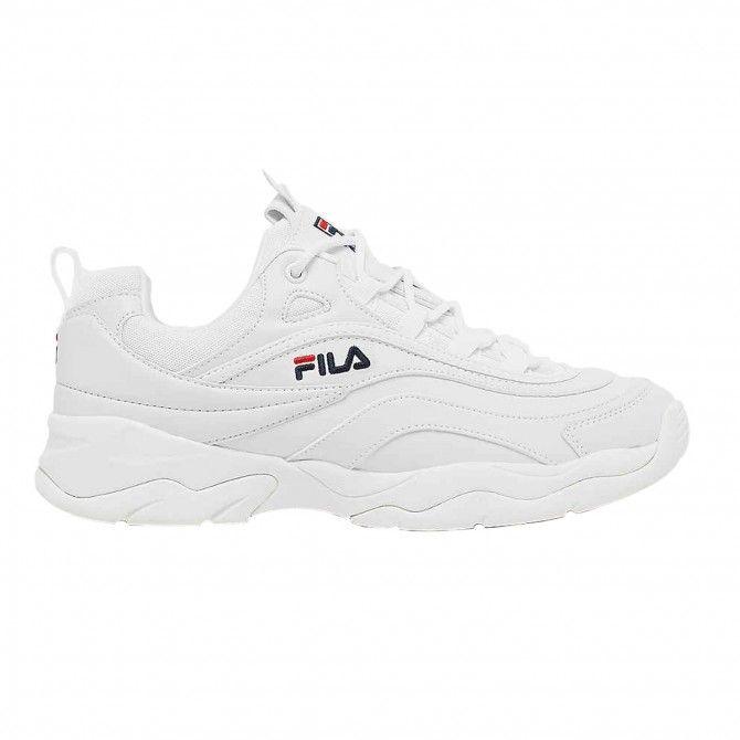 Sneakers Fila Ray low white