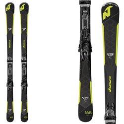 Esquí Nordica Gt 76 Ca + fixaciones Tp2 Compact 10