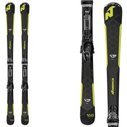 Skis Nordica Gt 76 Ca + Fixations Tp2 Compact 10