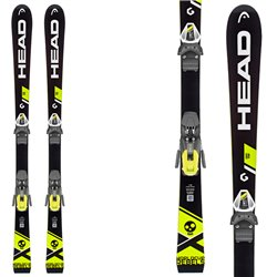 Ski Head WC iRace Team + SLR 7.5 bindings