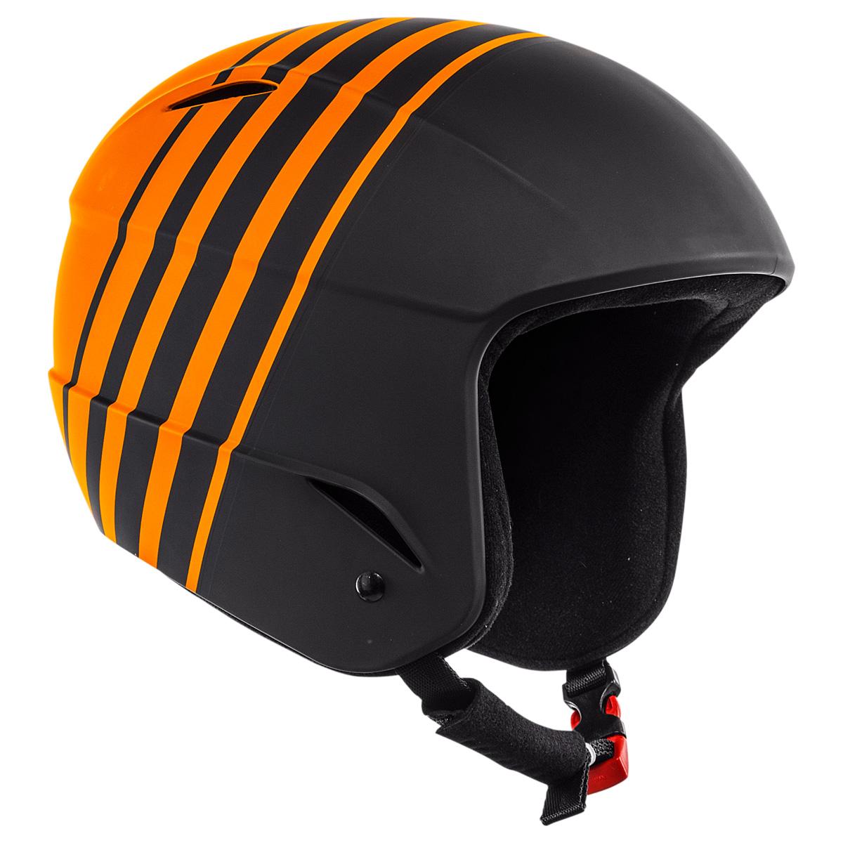 Casco sci Dainese D-Race (Colore: nero-arancio, Taglia: S/M)