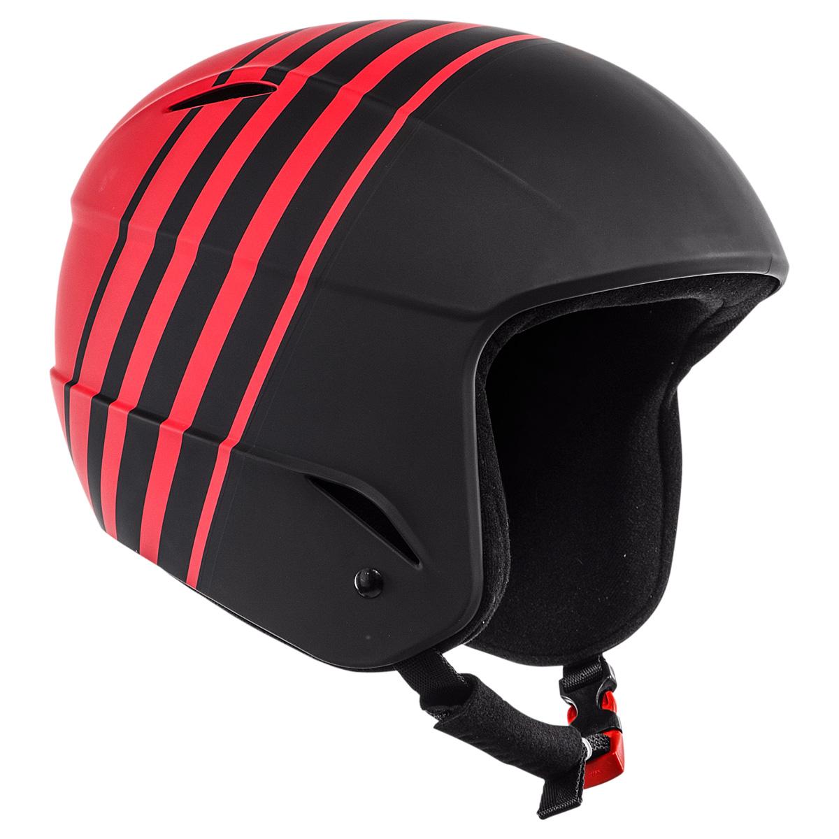 Casco sci Dainese D-Race (Colore: nero-rosso, Taglia: S/M)