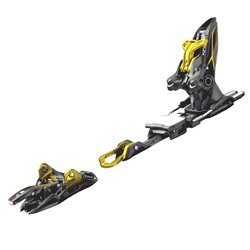 Attacchi alpinismo Marker Kingpin 10 demo 75-100 mm black-gold