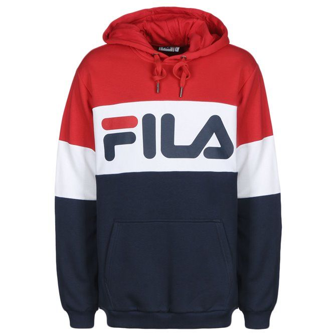 Felpa Fila Night Blocked FILA Maglieria