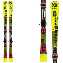 Skis Völkl Racetiger SL + fixations RMotion 12