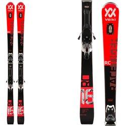 Ski Völkl Racetiger RC + VMotion 12 bindings