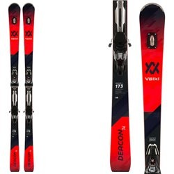 Ski Völkl Deacon 74 + RMotion 12 bindings