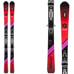 Ski Völkl Deacon 74 + RMotion 12 bindings