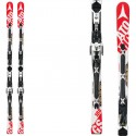 ski Atomic Redster Fis Doubledeck 3.0 Gs + fixations X12 Tl ome
