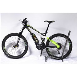 E-Bike Head Alton nero verde