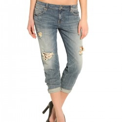 jeans Guess Boyfriend mujer