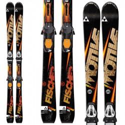 ski ischer Motive 80 Powerrail + bindings RSX 12 Pr WB 88