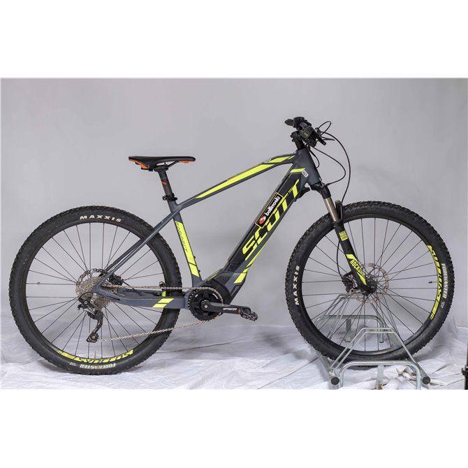 Scott E-Aspect 920 grigio giallo