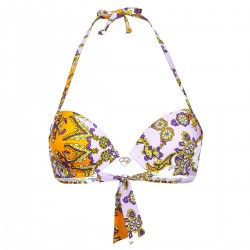 swimsuit bra Liu-Jo Foulard woman