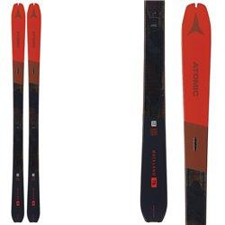 Esquí montañismo Atomic Backland 78 + pieles Skin 78