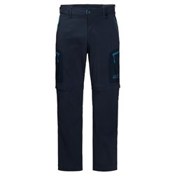 Pantalones de trekking Jack Wolfskin Activate Light Zip Off