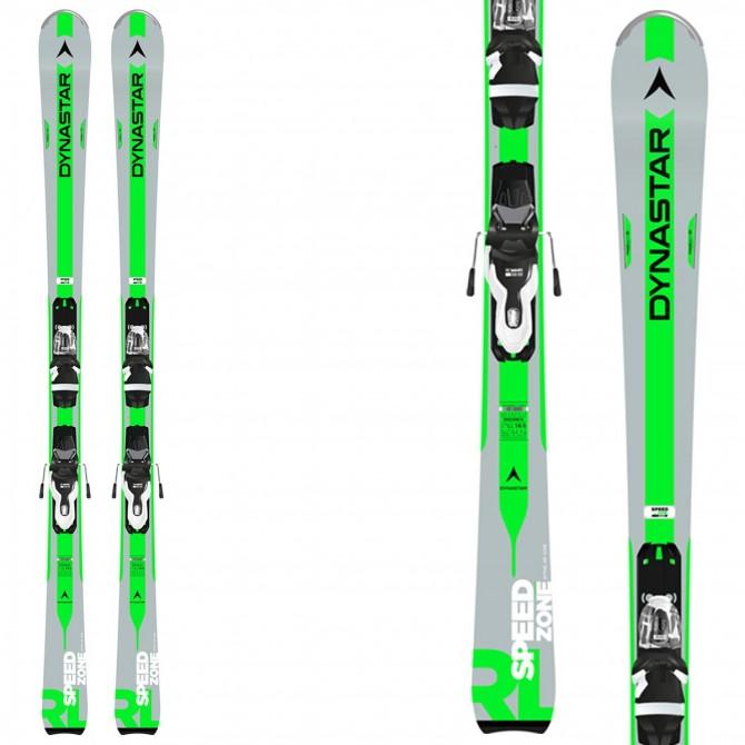 Sci Dynastar Speed RL ( Xpress ) + attacchi Xpress 10 B83 grigio-verde