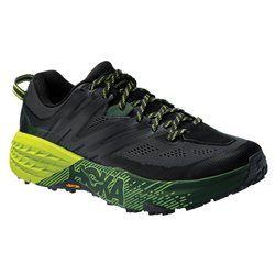 Scarpe trail Hoka One One Speedgoat 3 ebony-black