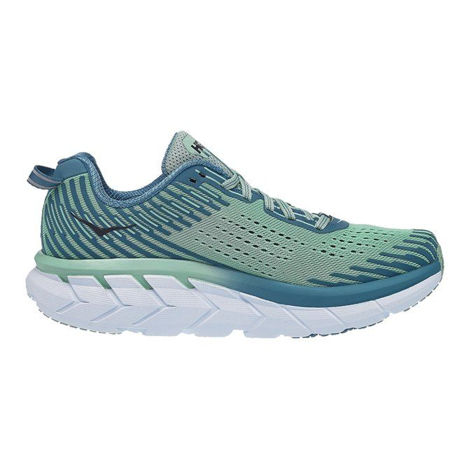 Scarpe running Hoka one One Clifton 5 lichen-storm blue