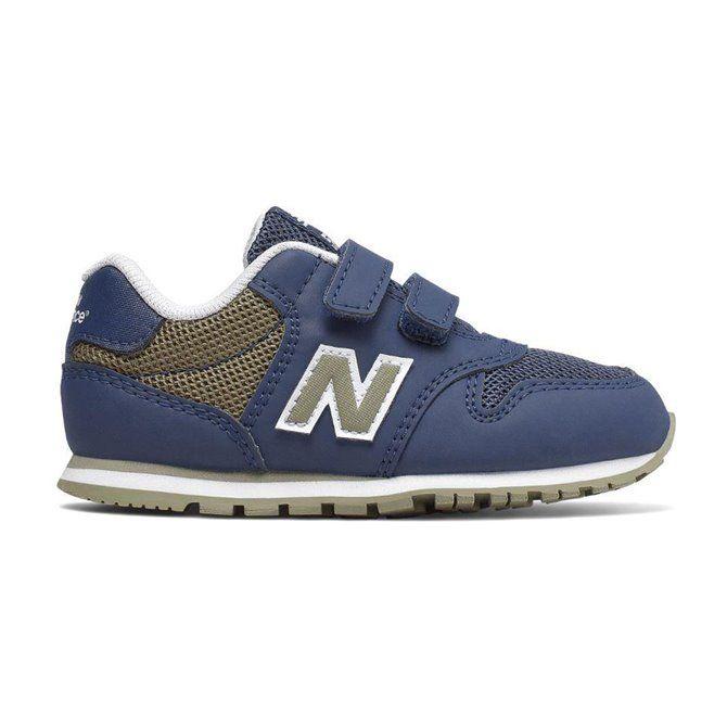 Sneakers New Balance 500 blu-bronzo