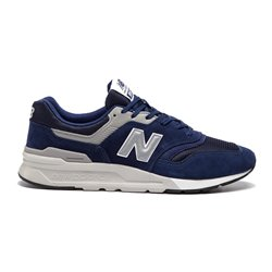 Sneakers New Balance 997 blu-argento