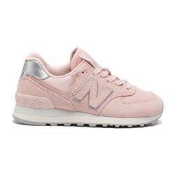 Scarpe New Balance 574 rosa antico