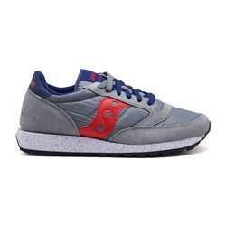 Scarpe Saucony Jazz Original grey-red-blue