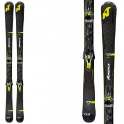 Ski Nordica Gt 84 Ti Evo + fixations  N Pro X Evo