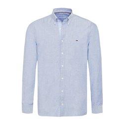 Camicia Tommy Hilfiger Organic Oxford bright white