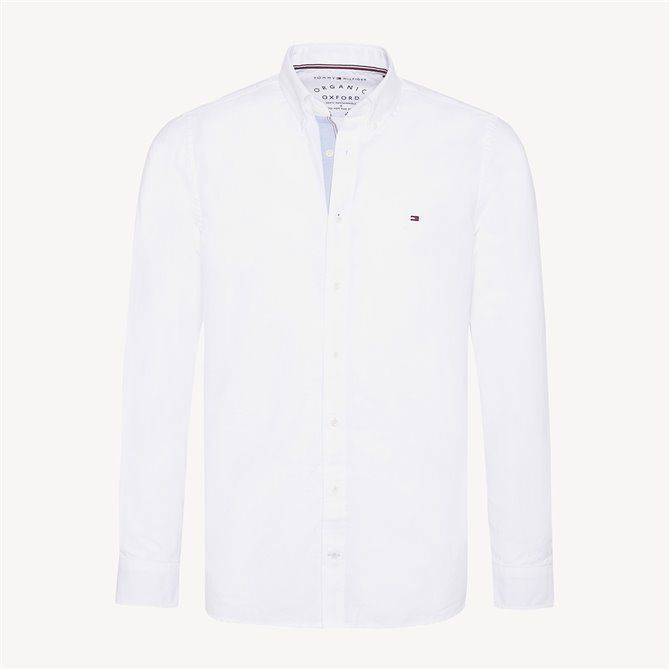 Camicia Tommy Hilfiger Oxford TOMMY HILFIGER Camicie