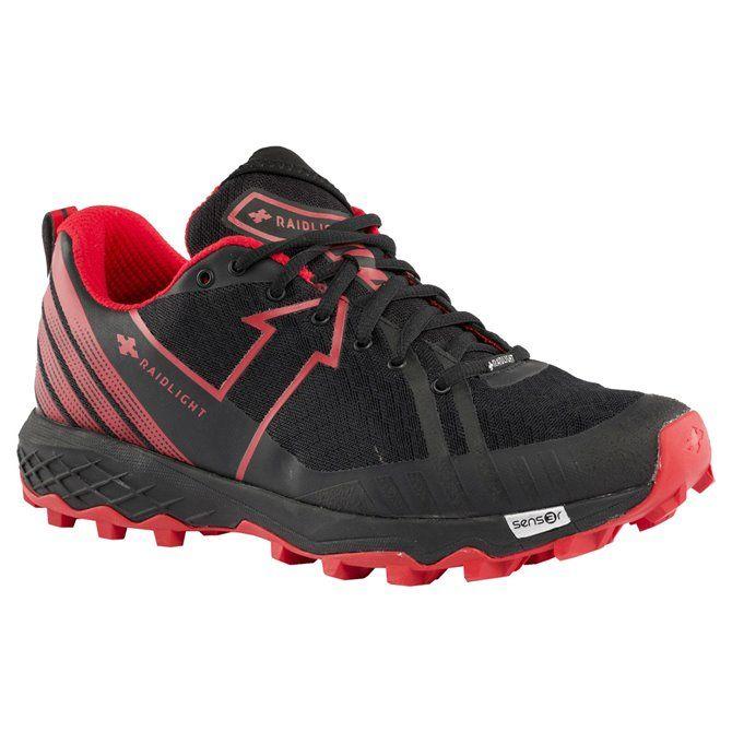 Scarpe Trail RidlightResponsiv Dynamic red-black