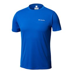 Trail running t-shirt Columbia Zero Rules Short Sleeve