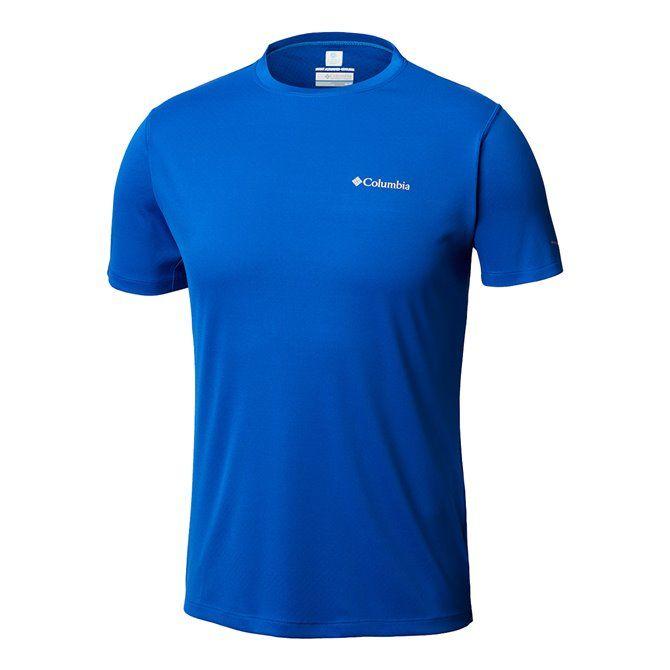 Zero Rules  Short Sleeve Shirt Azul