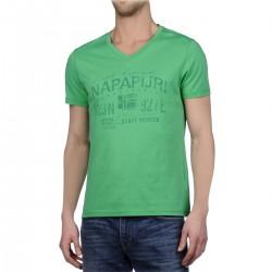 t-shirt Napapijri Selico hombre