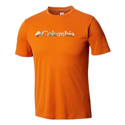 T-shirt trail running Columbia Zero Rules Short Sleeve Graphic